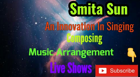 Smita YouTube Cover logo